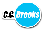 C.C. Brooks Marketing & Advertising Logo